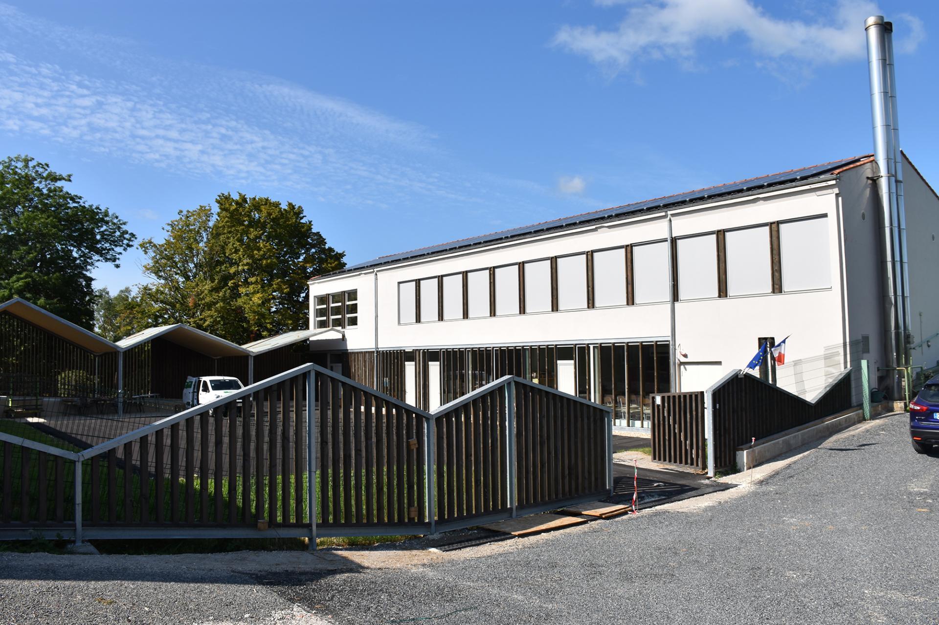 École de Brossac